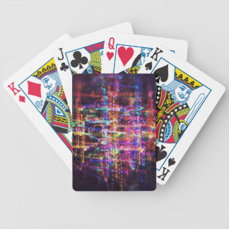 Lights celebrates some/Festive lights Bicycle Playing Cards