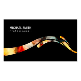 Lights | Flowing Elements Business Card