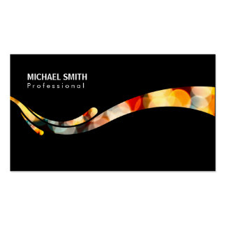 Lights | Flowing Elements (variation) Business Card