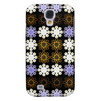 Lights Grid Galaxy S4 Covers