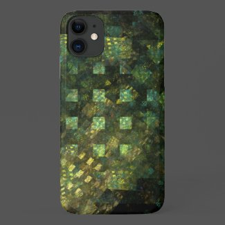 Lights in the City Abstract Art Case-Mate iPhone Case