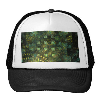 Lights in the City Abstract Art Hat