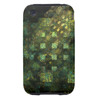 Lights in the City Abstract Art iPhone 3G / 3GS Tough iPhone 3 Cases