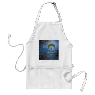 Lights in the Garden Adult Apron
