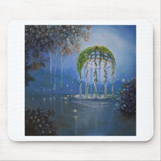 Lights in the Garden Mouse Pad