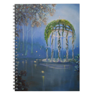 Lights in the Garden Notebook