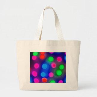 Lights.jpg Large Tote Bag