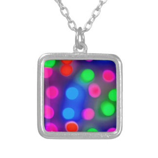 Lights.jpg Silver Plated Necklace