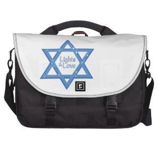Lights & Love Laptop Commuter Bag