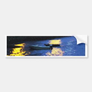 Lights of Luna Park Bumper Sticker