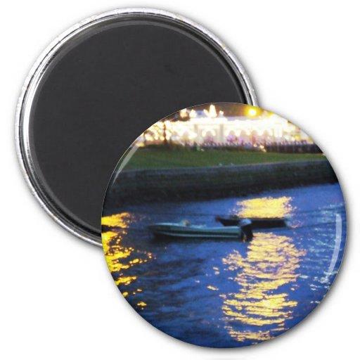 Lights of Luna Park Magnets
