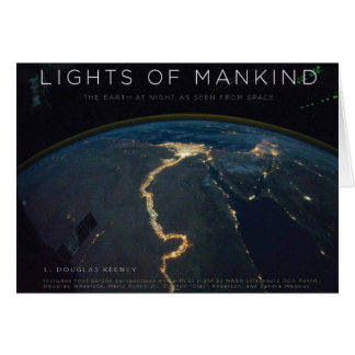 Lights of Mankind Card