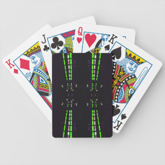 Lights of the City - Urban Modernism CricketDiane Bicycle Card Deck