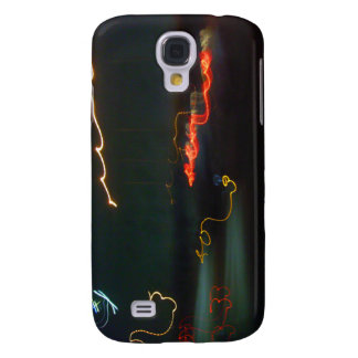 Lights On The Freeway Galaxy S4 Case