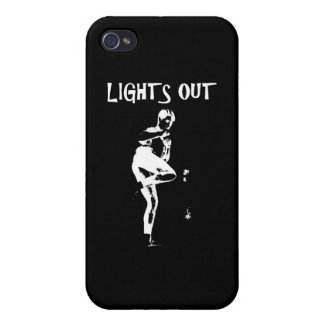 Lights Out iPhone 4 Case