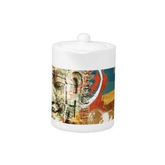 lights teapot