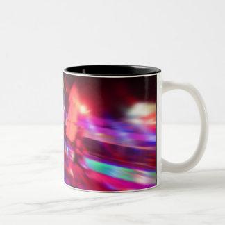Lights Two-Toned Mug