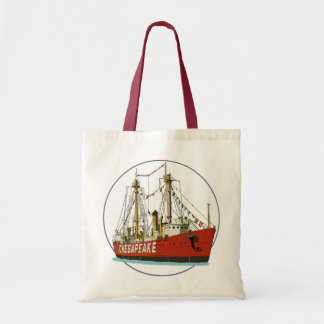 Lightship Chesapeake Tote Bag