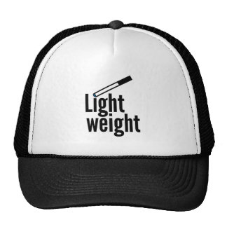 Lightweight - Vaping Stick Mod Trucker Hat