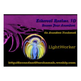 LightWorker 5D Member Business Card