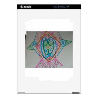 Lightworker Alignment Activation iPad 2 Skins