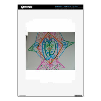 Lightworker Alignment Activation Skins For iPad 3