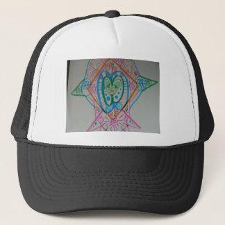 Lightworker Alignment Activation Trucker Hat