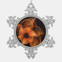 abstract, art, fine art, cool, modern, artistic, pattern, painting, snowflake, christmas, [[missing key: type_photousa_ornamen]] with custom graphic design