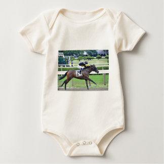 Lignite Baby Bodysuit