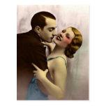 Ligón del francés - Francia romántica Postales
