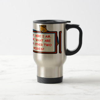 ligón taza de viaje de acero inoxidable