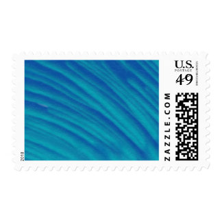 ligts azules timbres postales