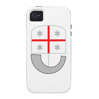 Liguria (Italia) Vibe iPhone 4 Fundas