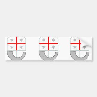 Liguria, Italy Bumper Stickers