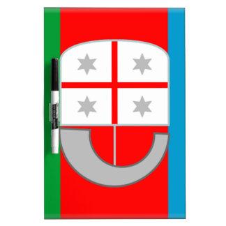 Liguria (Italy) Flag Dry-Erase Boards
