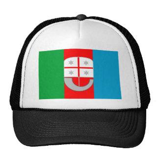 Liguria (Italy) Flag Trucker Hat