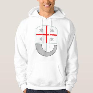Liguria, Italy Hooded Sweatshirts