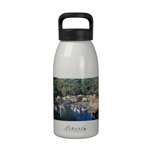Liguria - Portofino Reusable Water Bottles