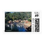 Liguria - Portofino Stamp