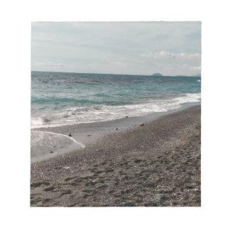 Ligurian Sea Notepad