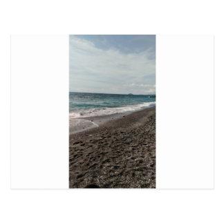 Ligurian Sea Postcard