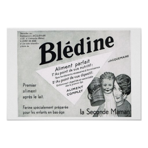 L'Iiustration 1931, Bledine Posters