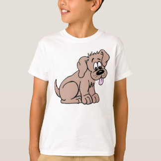 likable dog,doggie,purp,cool T-Shirt