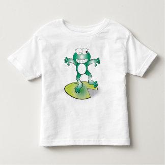 likable,frog shirt