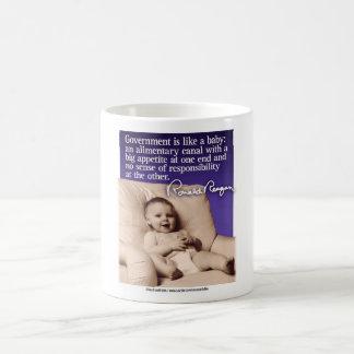 Like a Baby Classic White Coffee Mug