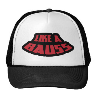 Like a Bauss Mesh Hat