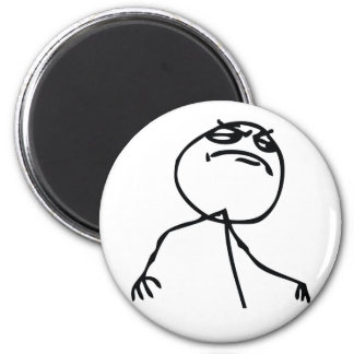 Like a Boss 2 Inch Round Magnet
