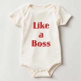 Like a Boss Baby Bodysuit