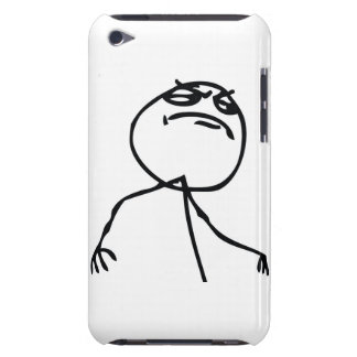 Like a Boss Barely There iPod Cases