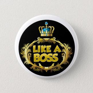 Like a Boss! Button